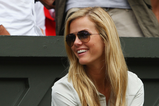 brooklyn decker. Brooklyn Decker Wimbledon 2009