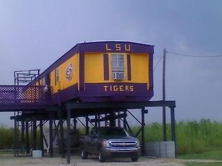LSU House
