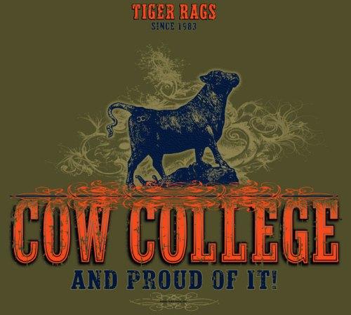 Auburn Cow College