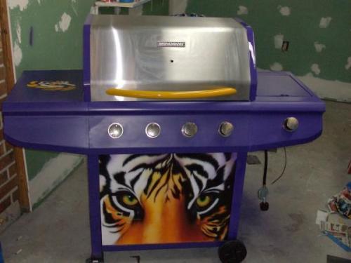 LSU BBQ Pit 2