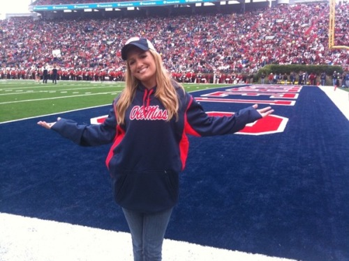 Jenn Brown Ole Miss