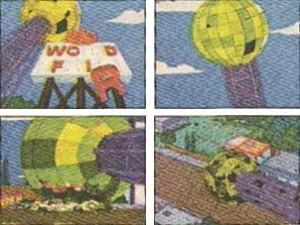 sunsphere - Simpsons